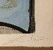 Arlequin:  Anamorphosis Suite 1972  by Salvador Dali - 5