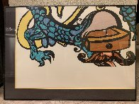 Puzzle of Life 1974 Limited Edition Print by Salvador Dali - 2