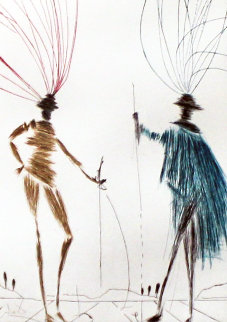 Two Gentlemen of Verona 1972  - Salvador Dali