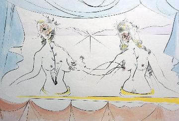 Hommage a Albrecht Durer Renaissance 1971 Limited Edition Print by Salvador Dali