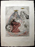 Sainte Anne 1965 Limited Edition Print by Salvador Dali - 2