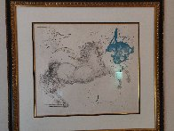 Pegasus: Mythology Series 1963 (Very Early) Limited Edition Print by Salvador Dali - 1