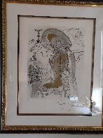 Athena 1963 (Early) Limited Edition Print by Salvador Dali - 1