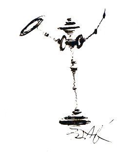 Symbols Don Quixote 1970 Limited Edition Print by Salvador Dali