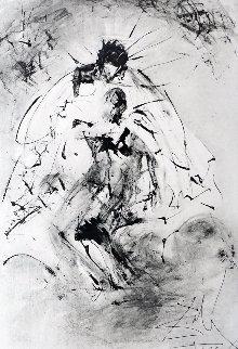 Les Rois Mages Pieta 1960 Limited Edition Print - Salvador Dali