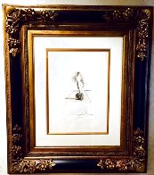 Magician Vanite 1968 (Early) Limited Edition Print by Salvador Dali - 2