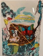 Papillon Suite III 1977 Limited Edition Print by Salvador Dali - 1