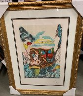 Papillon Suite III 1977 Limited Edition Print by Salvador Dali - 2