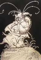 Les Songes Drolatiques De Pantagruel: Untitled (S) 1973 Limited Edition Print by Salvador Dali - 0