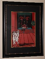 Obsession of the Heart Limited Edition Print by Salvador Dali - 1
