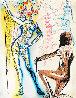 Fashion Designer 1980 Limited Edition Print by Salvador Dali - 2