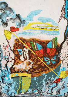 Naissance 1977 Limited Edition Print by Salvador Dali