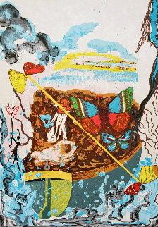 Naissance 1977 Limited Edition Print - Salvador Dali