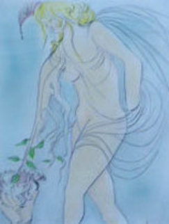 Cup Offered (Paradise Lost) 1974 Limited Edition Print by Salvador Dali