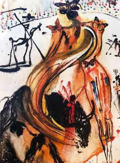 La Tauromaiche Limited Edition Print - Salvador Dali