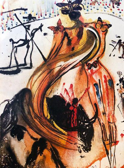 La Tauromaiche Limited Edition Print by Salvador Dali