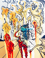 Portrait of Autumn 1980 Limited Edition Print by Salvador Dali - 0