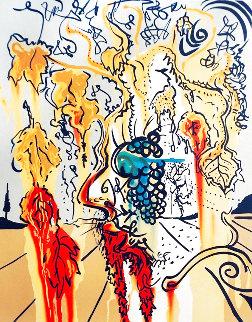 Portrait of Autumn 1980 Limited Edition Print - Salvador Dali