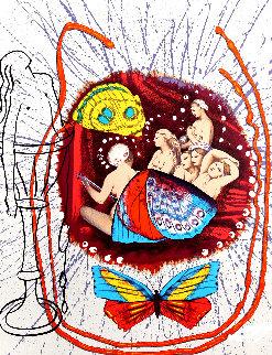 Renaissance 1976 Limited Edition Print - Salvador Dali