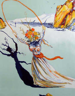 Transcendent Passage 1979 Limited Edition Print by Salvador Dali