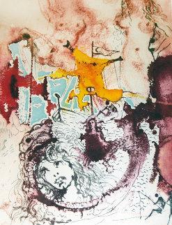 Mayflower 1974 Limited Edition Print - Salvador Dali