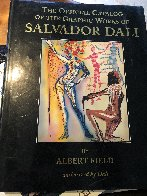 Savage Beasts in the Desert 1976 Limited Edition Print by Salvador Dali - 7