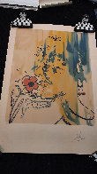Vanishing Face HC 1980 Limited Edition Print by Salvador Dali - 1