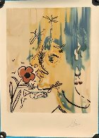 Vanishing Face HC 1980 Limited Edition Print by Salvador Dali - 7