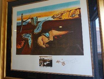 Persistence of Memory 1974 Limited Edition Print - Salvador Dali