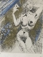 Marilyn 1967 (Early) Limited Edition Print by Salvador Dali - 2