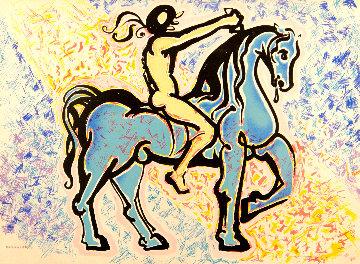 Composition Limited Edition Print - Salvador Dali