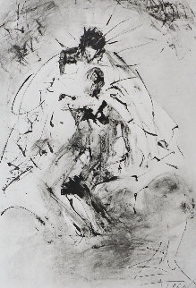 Les Rois Mages Pieta 1960 (Very Early) Limited Edition Print - Salvador Dali