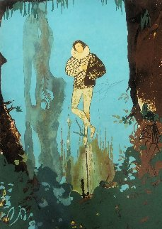 Trilogy of Love: The Prince of Love AP 1976 Limited Edition Print by Salvador Dali