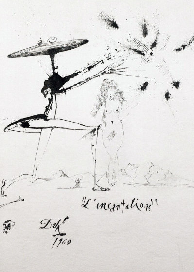 Les Rois Mages, Book With 12 Prints 1962 Limited Edition Print by Salvador Dali