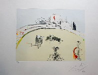 Tauramachie Surrealiste Bullfight With Drawers 1970 Limited Edition Print by Salvador Dali - 1