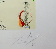 Tauramachie Surrealiste Bullfight With Drawers 1970 Limited Edition Print by Salvador Dali - 2