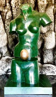 Space Venus Bronze Sculpture 1984 26 in Sculpture - Salvador Dali