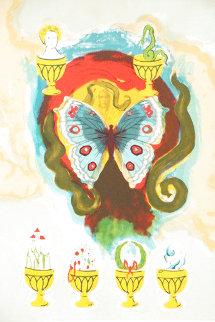 Wealth, Health, Fame, Love 1978 Limited Edition Print - Salvador Dali