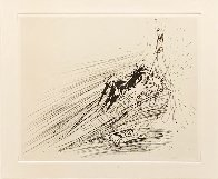 Faust Im Traum (Early) 1969 Limited Edition Print by Salvador Dali - 0