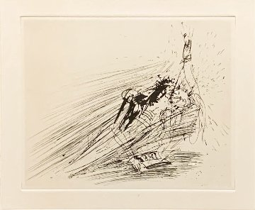 Faust Im Traum (Early) 1969 Limited Edition Print - Salvador Dali