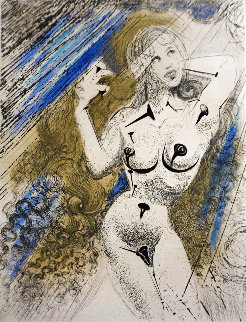 Marilyn 1967 (Early) Limited Edition Print - Salvador Dali