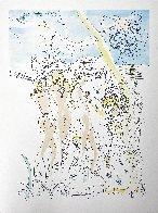 Le Jugement De Paris 1971 Limited Edition Print by Salvador Dali - 1
