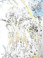 Le Jugement De Paris 1971 Limited Edition Print by Salvador Dali - 2