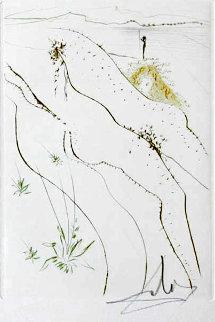 Le Decameron 1972 Limited Edition Print - Salvador Dali