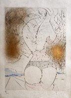 La Venus Aux Fourrures, Complete Suite of 16 Etchings 1968 (Early)  Limited Edition Print by Salvador Dali - 9