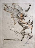 La Venus Aux Fourrures, Complete Suite of 16 Etchings 1968 (Early)  Limited Edition Print by Salvador Dali - 11