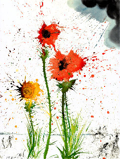 Spring Explosive 1965 (Early) Limited Edition Print - Salvador Dali