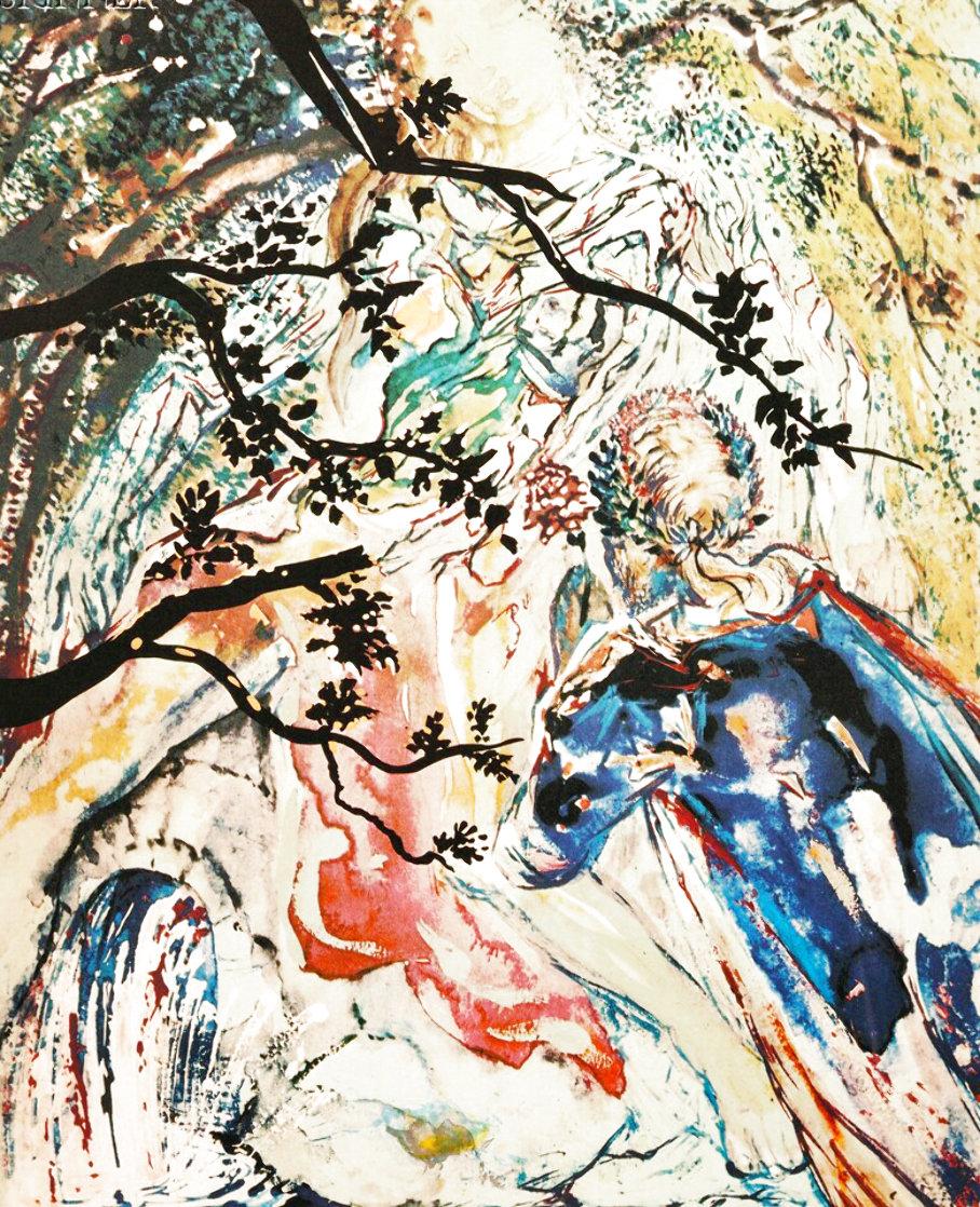 Les Amoureux Suite of 3 Prints 1979 Limited Edition Print by Salvador Dali