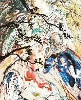 Les Amoureux Suite of 3 Prints 1979 Limited Edition Print by Salvador Dali - 0
