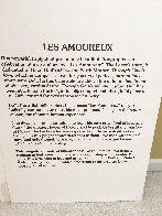 Les Amoureux Suite of 3 Prints 1979 Limited Edition Print by Salvador Dali - 8